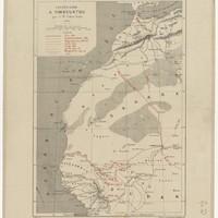 Itinéraire à Timbouktou par le Dr Oscar Lenz